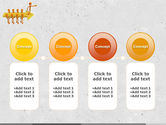 Specified Direction PowerPoint Template#5