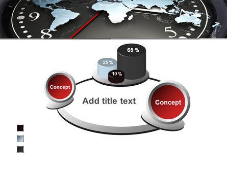 World Clock PowerPoint Template Slide 16