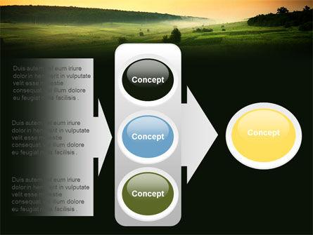 Evening View PowerPoint Template Slide 11