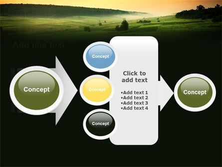 Evening View PowerPoint Template Slide 18
