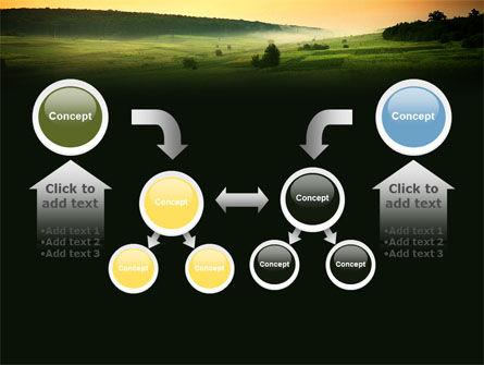 Evening View PowerPoint Template Slide 20