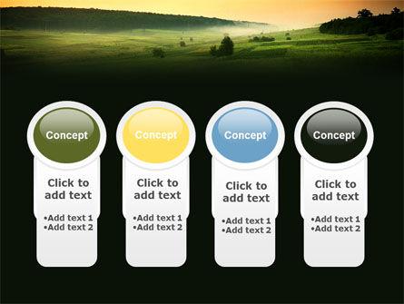 Evening View PowerPoint Template Slide 5