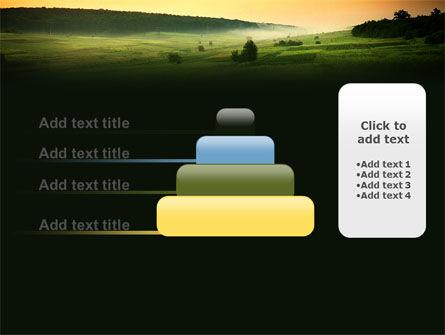 Evening View PowerPoint Template Slide 8