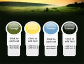 Evening View PowerPoint Template#5