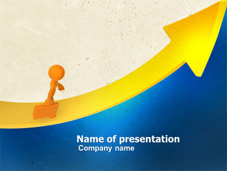 Improvement PowerPoint Template, 04786, Careers/Industry — PoweredTemplate.com