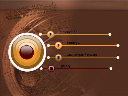 Galileo Galilei PowerPoint Template, Slide 3, 04788, Education & Training — PoweredTemplate.com