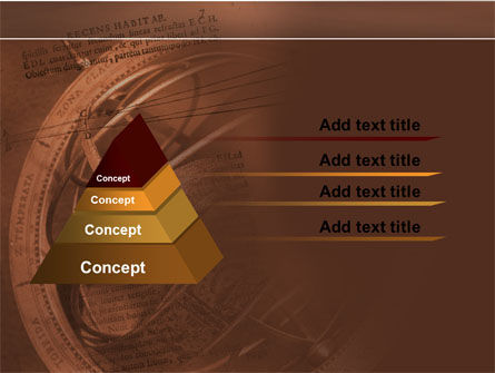 Galileo Galilei PowerPoint Template, Slide 4, 04788, Education & Training — PoweredTemplate.com