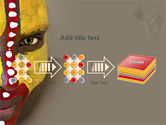 Tribal Traditions PowerPoint Template#9