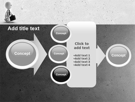 Business Man PowerPoint Template Slide 17