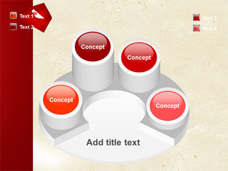 Letter With A Kiss PowerPoint Template Slide 12