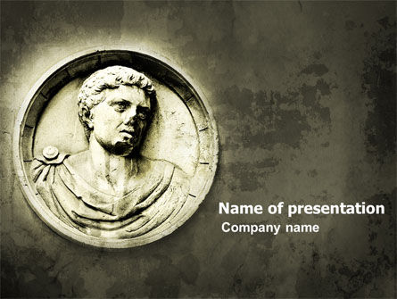 Caligula PowerPoint Template