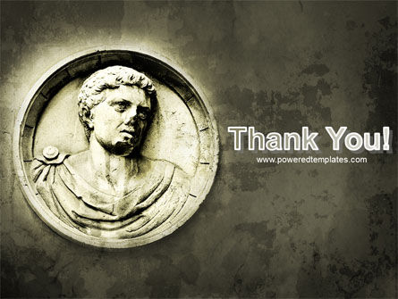 Caligula PowerPoint Template Slide 20
