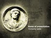 Art & Entertainment: Caligula PowerPoint Template #04796