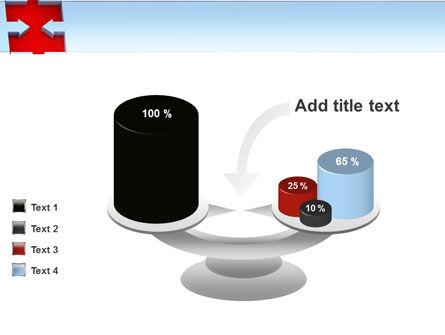Destination Puzzle PowerPoint Template Slide 10