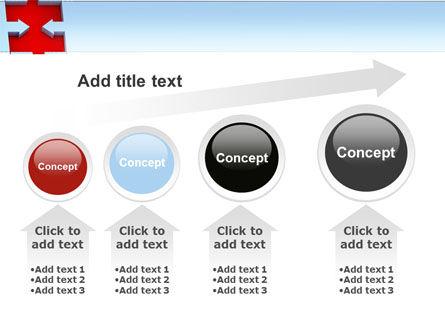 Destination Puzzle PowerPoint Template Slide 13