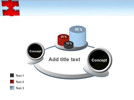 Destination Puzzle PowerPoint Template Slide 16
