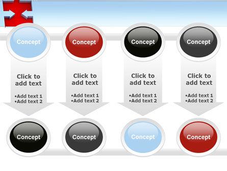 Destination Puzzle PowerPoint Template Slide 18