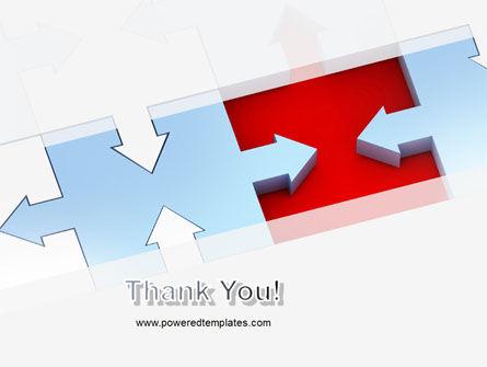 Destination Puzzle PowerPoint Template Slide 20