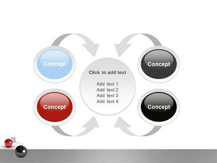 Destination Puzzle PowerPoint Template Slide 6