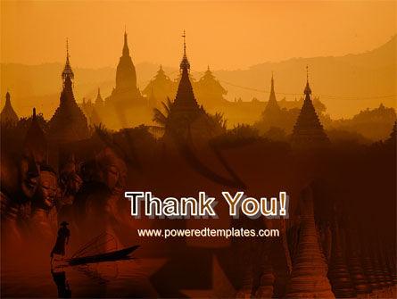 Burma PowerPoint Template Slide 20