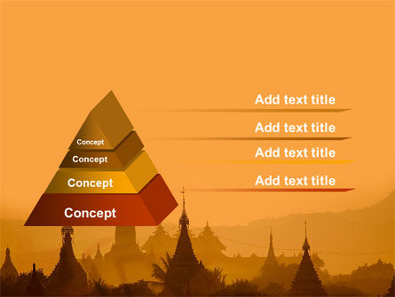 Burma PowerPoint Template, Slide 4, 04798, Flags/International — PoweredTemplate.com