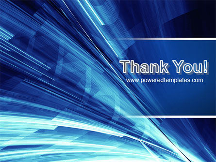 Blue Splash PowerPoint Template Slide 20