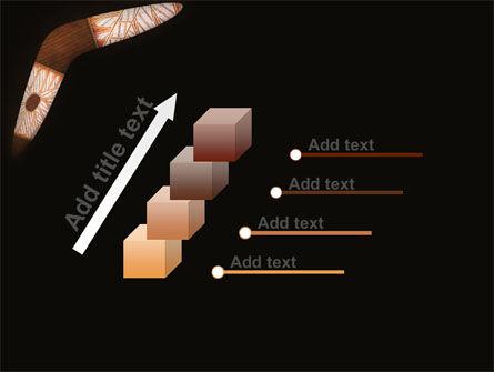 Boomerang PowerPoint Template Slide 14