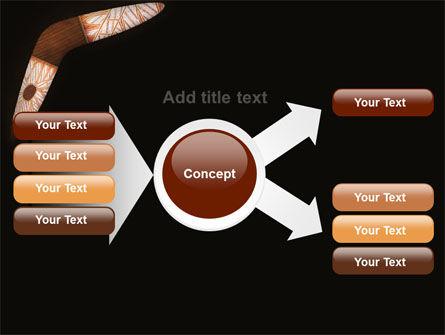 Boomerang PowerPoint Template Slide 15