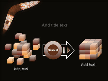 Boomerang PowerPoint Template Slide 17