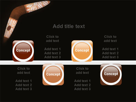 Boomerang PowerPoint Template Slide 18
