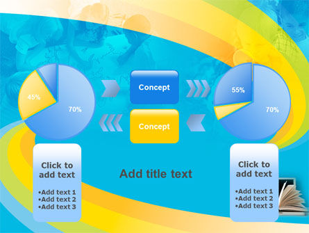 eLearning PowerPoint Template Slide 11
