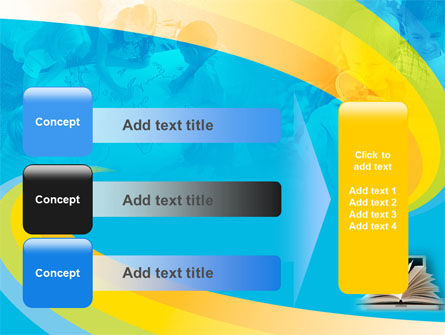 eLearning PowerPoint Template Slide 12