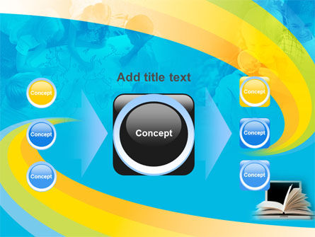 eLearning PowerPoint Template Slide 17
