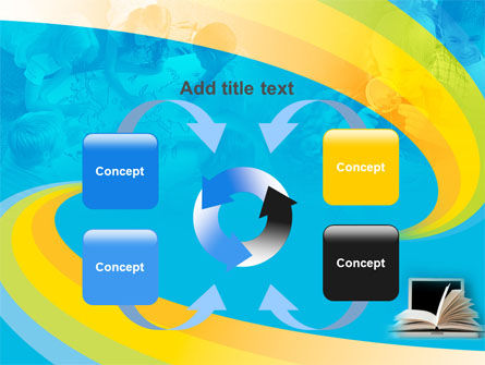 eLearning PowerPoint Template Slide 6