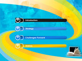 eLearning PowerPoint Template#3