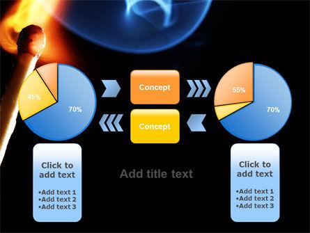 Gas Cooker PowerPoint Template Slide 11