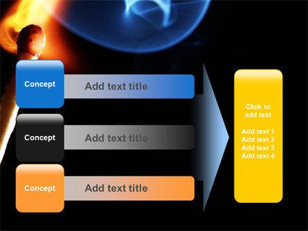 Gas Cooker PowerPoint Template Slide 12