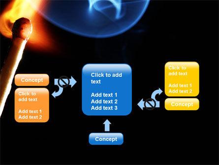 Gas Cooker PowerPoint Template Slide 13