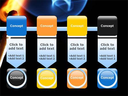 Gas Cooker PowerPoint Template Slide 18