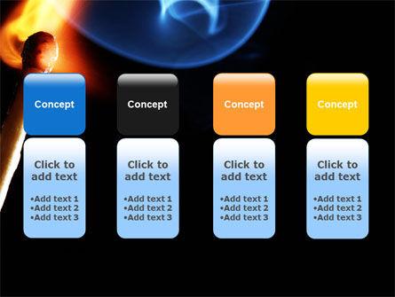 Gas Cooker PowerPoint Template Slide 5
