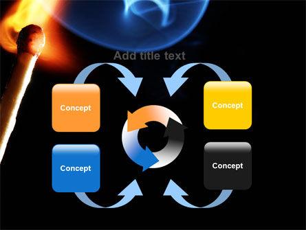 Gas Cooker PowerPoint Template Slide 6
