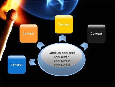Gas Cooker PowerPoint Template Slide 7