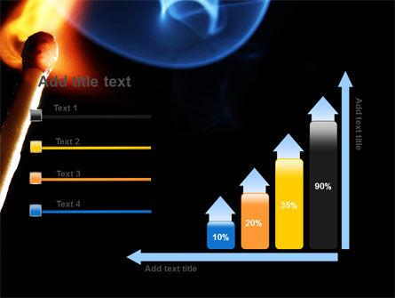 Gas Cooker PowerPoint Template Slide 8