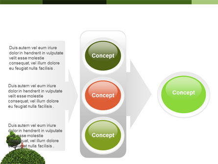 Green Development PowerPoint Template Slide 11