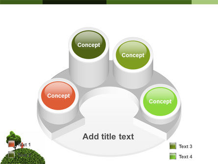 Green Development PowerPoint Template Slide 12