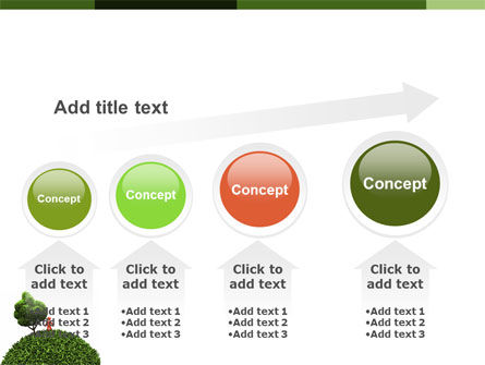 Green Development PowerPoint Template Slide 13