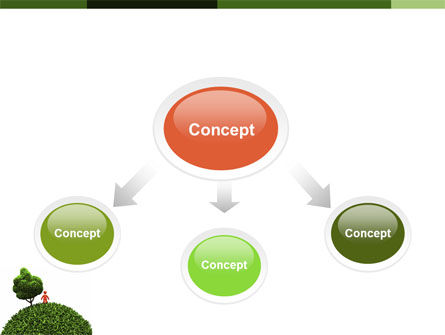 Green Development PowerPoint Template Slide 4