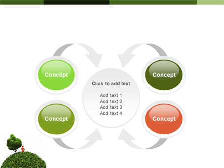 Green Development PowerPoint Template Slide 6