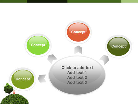Green Development PowerPoint Template Slide 7