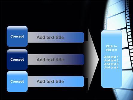 Film Tape PowerPoint Template Slide 12